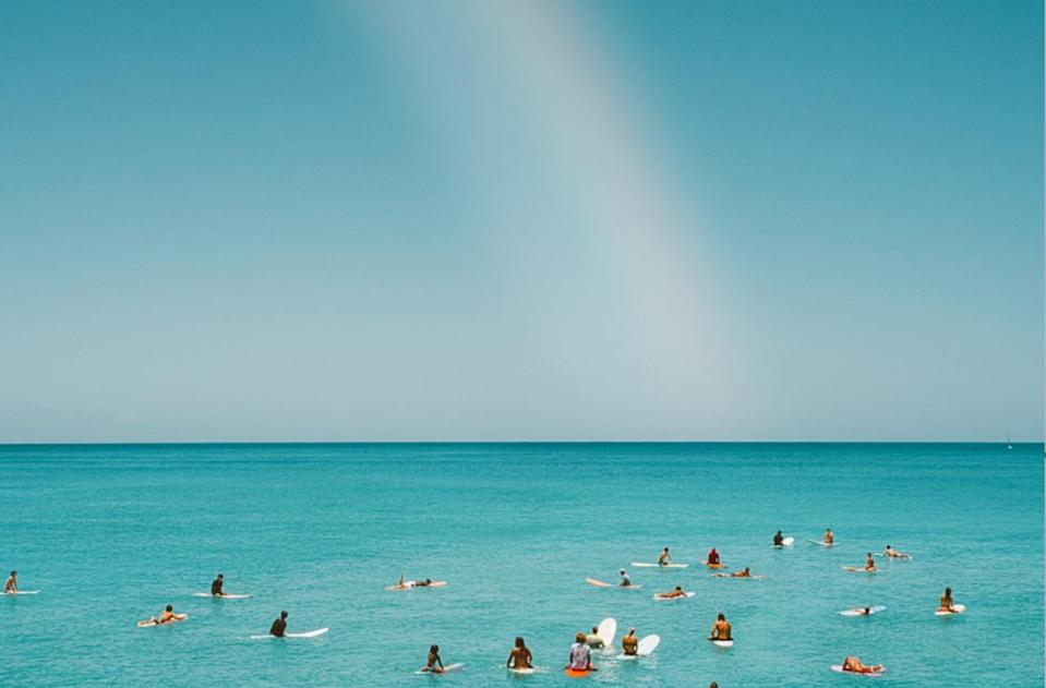 Here's why Hawaii is the rainbow capital of the world