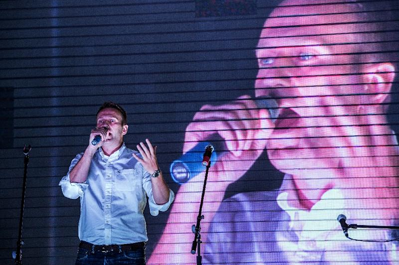 Alexei Navalny has tapped into discontent among the urban middle class with fiery speeches and Western-style campaigning