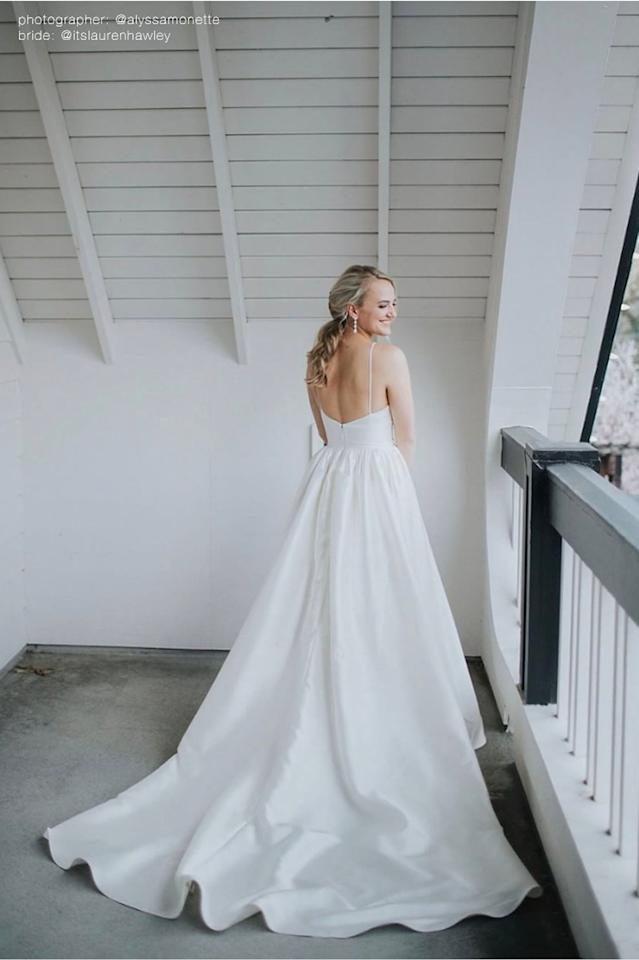 81c59834792d Anthropologie's Bridal Brand, BHLDN, Will Whisk You Away With Its ...
