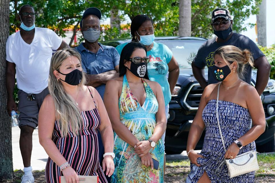 Virus Outbreak Florida (Copyright 2021 The Associated Press. All Rights Reserved.)