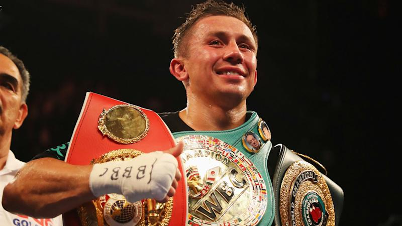 Golovkin braced for Jacobs cracker as he plays down Hopkins talk