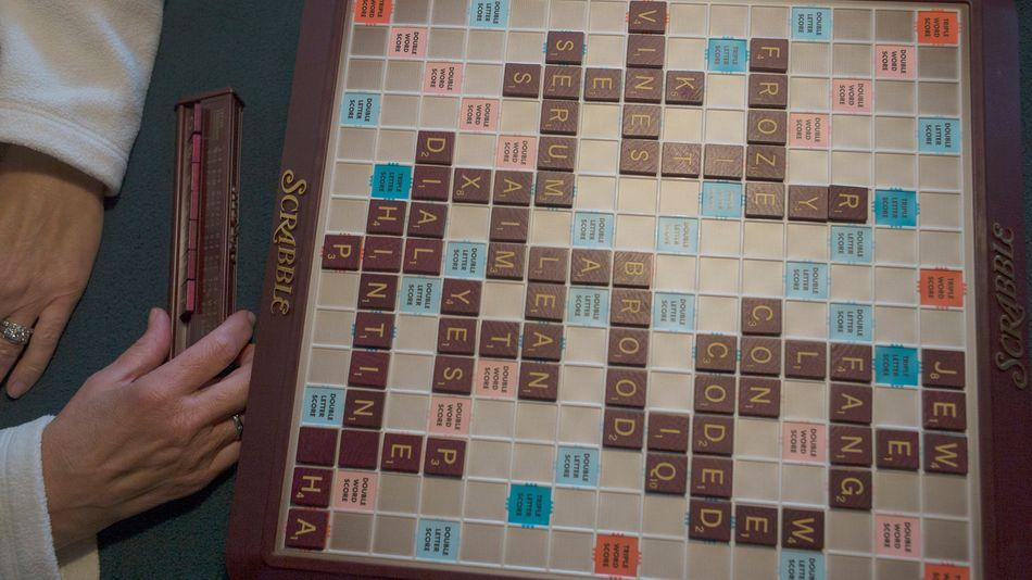 Scrabble tournaments may soon ban slurs, because they didn't before