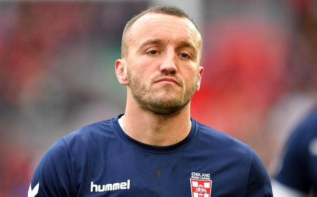 Josh Hodgson was on the scoresheet for Great Britain (Dave Howarth/PA)