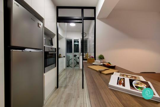 OpenConcept Kitchen Designs For Small Spaces