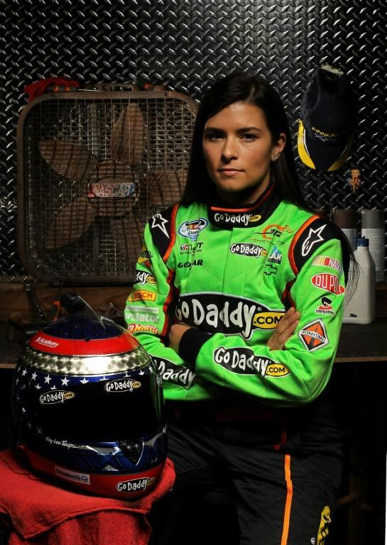 Queen of the road: Danica Patrick