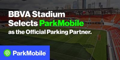 ParkMobile is the official parking partner for BBVA Stadium in Houston, Texas. Fans can reserve a spot in advance for Dynamo and Dash matches at the stadium.