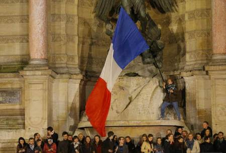 Notre Dam, Notre Dam fire, Notre Dam cathedral, Notre Dam Paris, Notre Dam collapsed, Paris fire, Paris cathedral fire, France, French citizens, World news, Indian Express