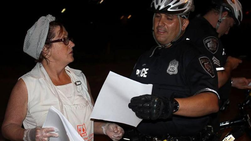 San Antonio, Texas, Chef Fights City Fine to Feed the Homeless