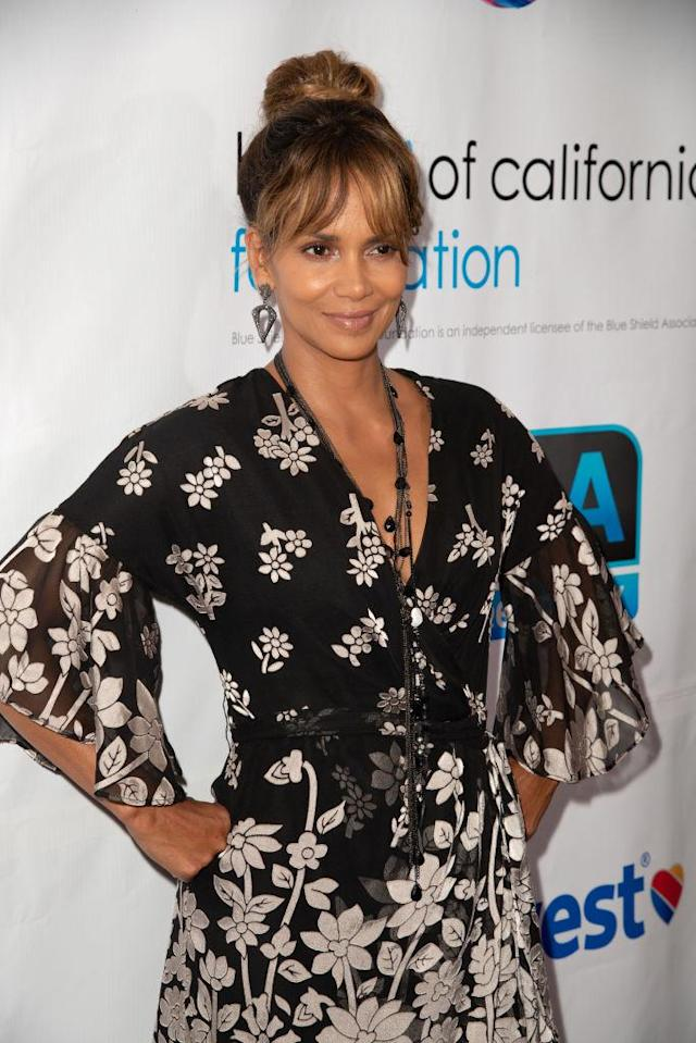 Halle Berry (Photo: Getty Images)