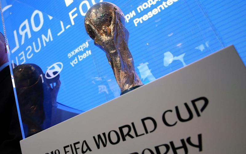 Who are you backing to lift the World Cup in Russia - TASS