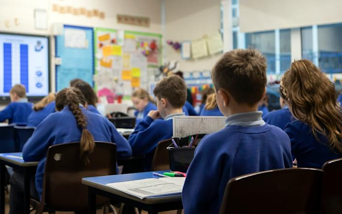 The Royal College said schools should be the last places to close and the first to open - Danny Lawson/PA