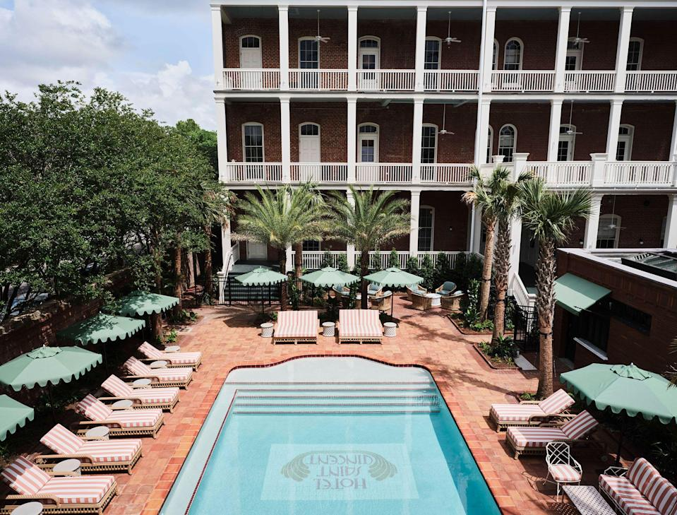 """<p class=""""body-dropcap"""">City or country. Historic or brand spanking new. Boutique or resort. Ocean or desert. The choices are many this season when it comes to the newest crop of eye-catching American hotels, especially for those in need of a domestic vacation or in search of a dose of design. Whether you're looking to road trip it this summer or indulge in a local staycation, these 11 new hotels prove that there's never been a better time to check out—and check in. </p>"""