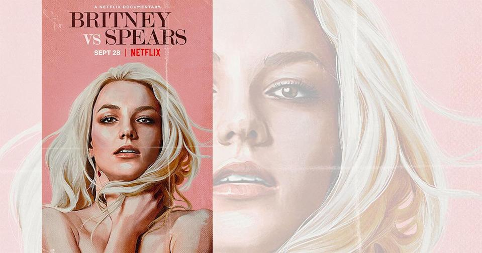 What does Britney vs Spears cover?