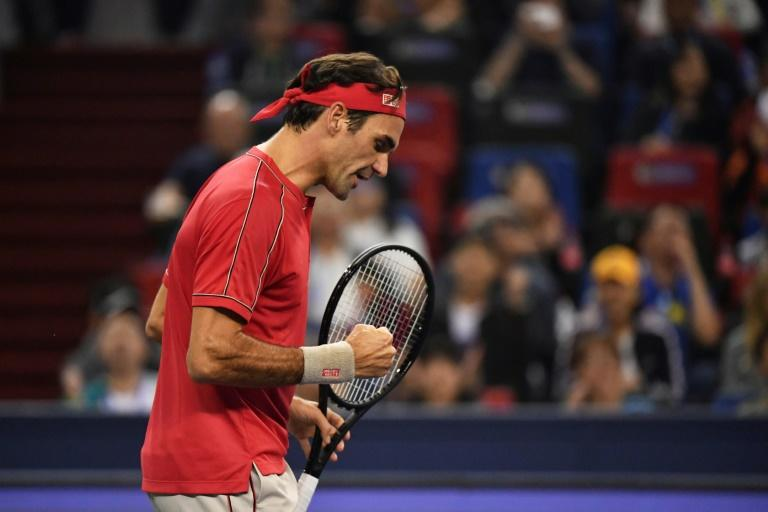 Roger Federer is looking to end the season on a high with a fourth title of the year -- although he failed to win a 21st Grand Slam this season