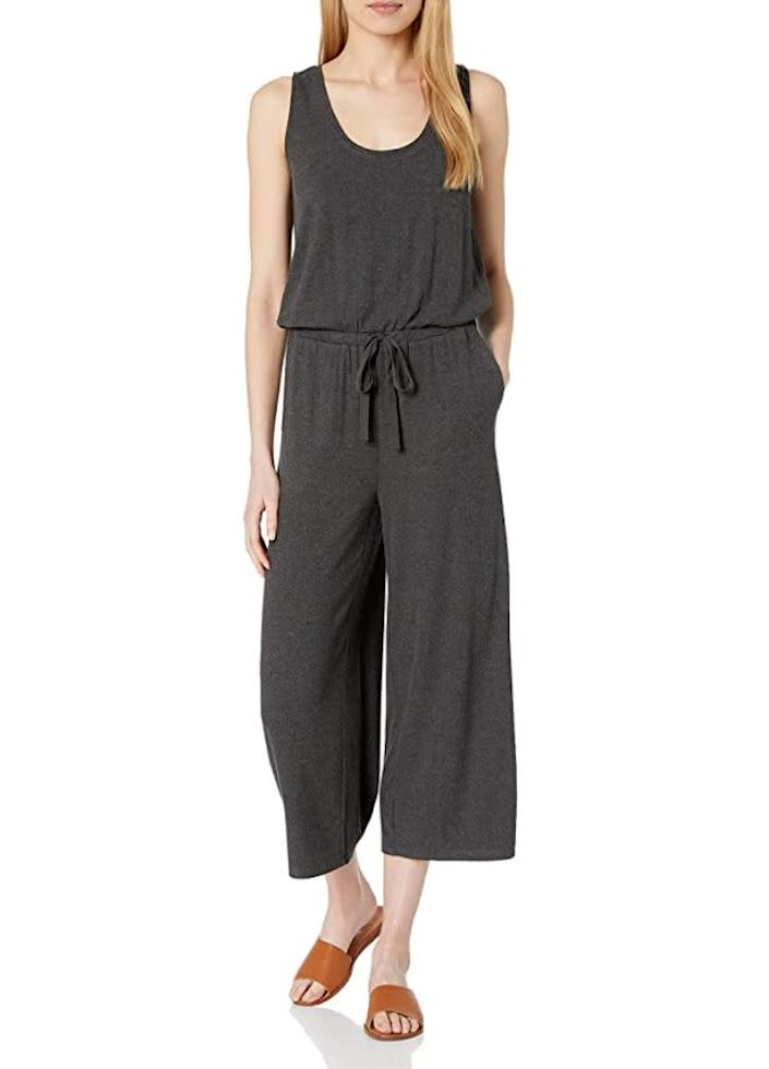 """""""I'll admit that I'm lacking in the loungewear department. But I'm trying to fix that with loungewear that I <i>actually</i> want to wear. This <a href=""""https://amzn.to/2YspfAE"""" rel=""""nofollow noopener"""" target=""""_blank"""" data-ylk=""""slk:jumpsuit"""" class=""""link rapid-noclick-resp"""">jumpsuit</a> looks super comfortable. And it has pockets? Sold."""" <strong>- Pardilla <br><br></strong><a href=""""https://amzn.to/2YspfAE"""" rel=""""nofollow noopener"""" target=""""_blank"""" data-ylk=""""slk:Find it on sale for $24"""" class=""""link rapid-noclick-resp"""">Find it on sale for $24</a>. Prices may vary depending on the size and color."""