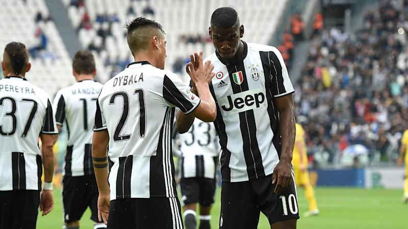 Juventus star Dybala hopes to play with Pogba again