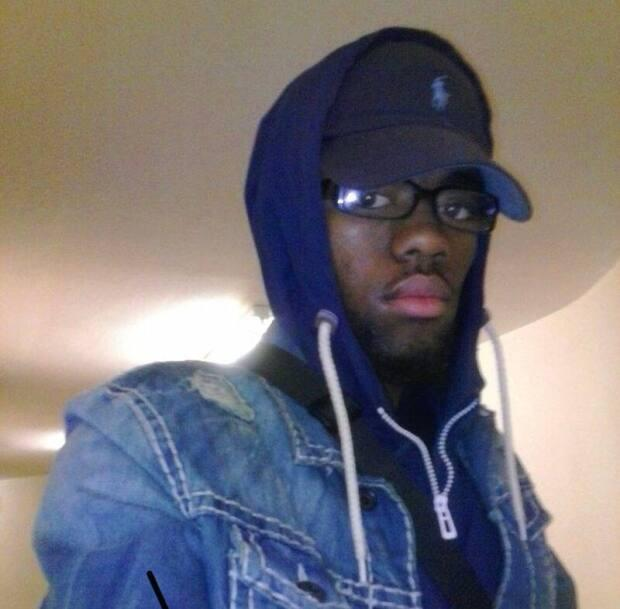 Odale Leslie, 28, died in hospital after a shooting in Etobicoke on Sunday. (Submitted by Toronto Police Service - image credit)