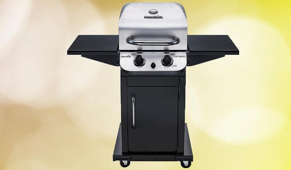 Just think of all the steak you can grill. (Photo: Amazon)