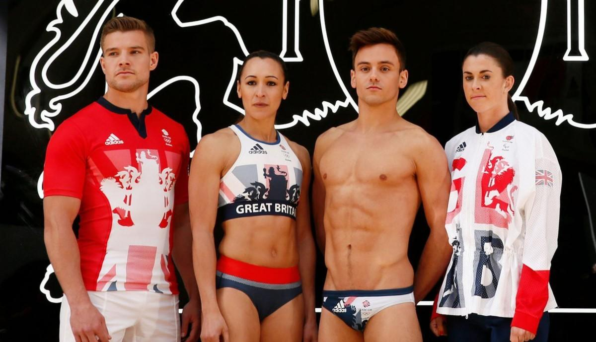 <p>Okay, so we are slightly biased, but you have to admit team GB's uniform designed by Adidas and Stella McCartney is pretty style savvy.<i> [Photo: UK Olympic Committee]</i></p>
