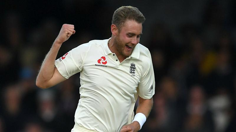 Broad relishing Ashes baptism of fire at the 'Gabbatoir'