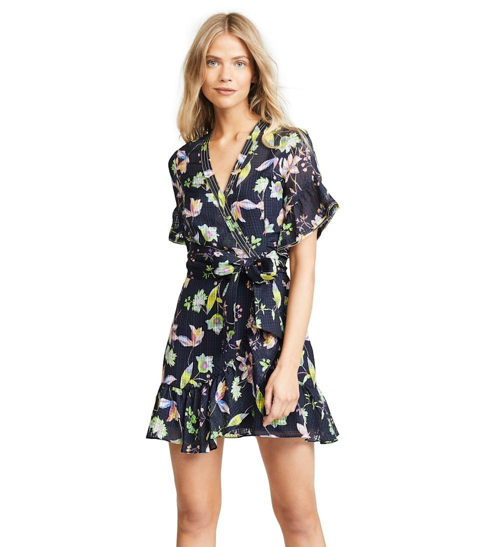 Moody summer florals FTW. Available in sizes 0 to 12.