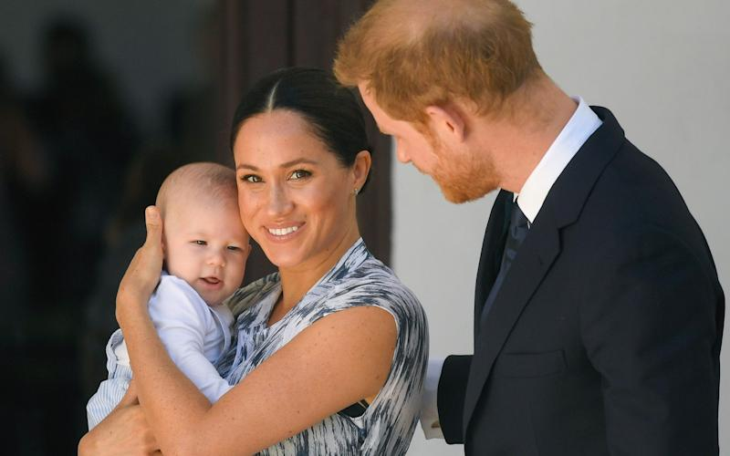 Becoming a mother has been on of Meghan's most relatable transformations - Pool/Samir Hussein/WireImage