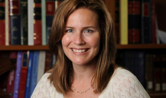 Donald Trump expected to nominate Amy Coney Barrett for Supreme Court