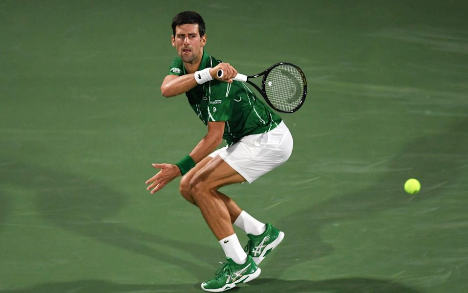 Novak Djokovic joins Andy Murray in confirming US Open 2020 participation despite series of withdrawals - Getty Images
