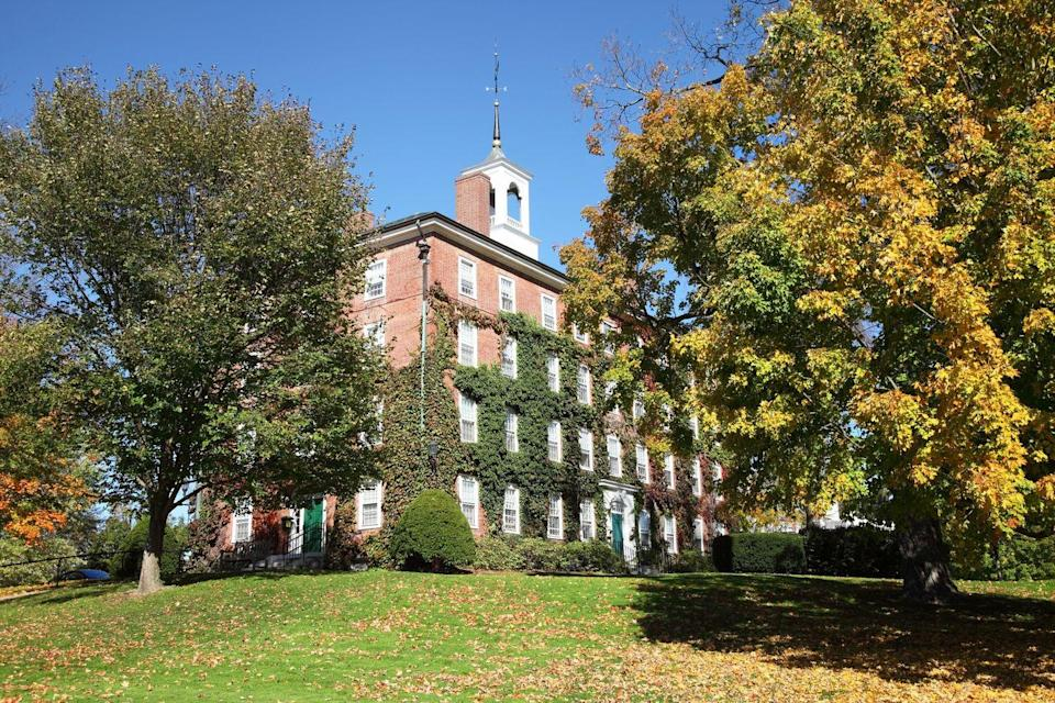 "<p><strong>Established in 1793 </strong></p><p><strong>Location: Williamstown, Massachusetts <br></strong></p><p>Today, Williams College is known as one of the <a href=""https://www.forbes.com/top-colleges/"" rel=""nofollow noopener"" target=""_blank"" data-ylk=""slk:best liberal arts colleges"" class=""link rapid-noclick-resp"">best liberal arts colleges</a> in America. Since it was established in 1793, many prominent alumni have come out of the school; Pulitzer Prize winners, Nobel Prize winners, members of Congress and the Supreme Court, and even one of the Presidents of the United States: James Abram Garfield. </p>"