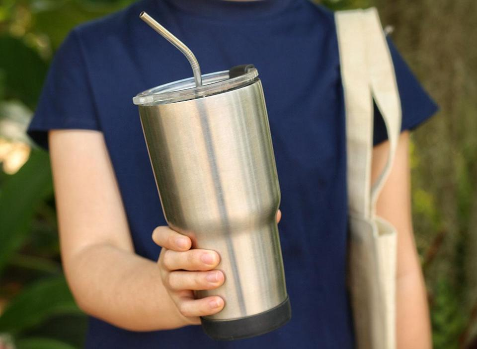 reuseable water bottle