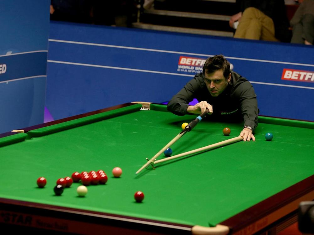 O'Sullivan has won the World Championship five times (Getty )