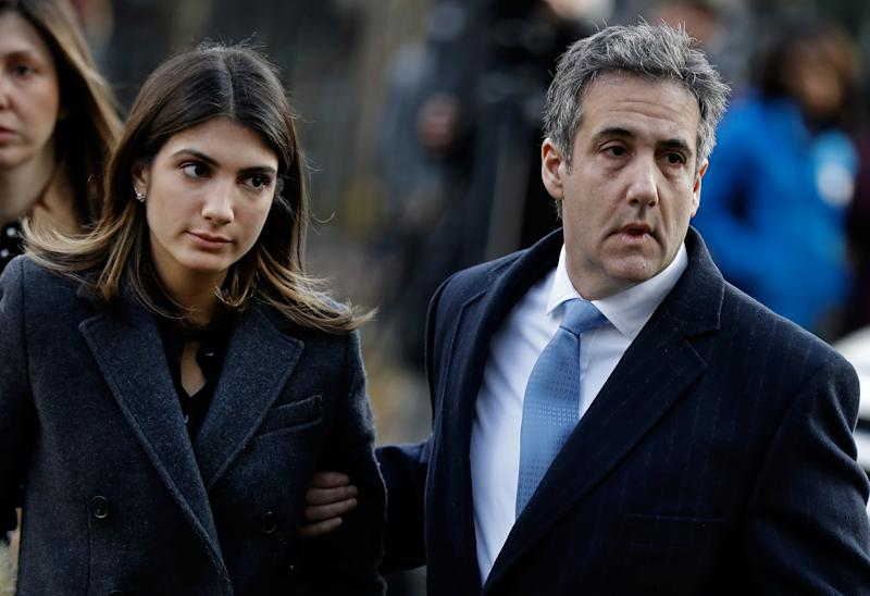 Who is Michael Cohen's daughter Samantha?