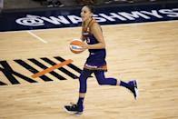 """<p>This will be Taurasi's fifth Olympic Games, and she's won a gold medal at every Olympics she's been to so far. She also has three gold medals from World Cups over the years and has scored the most points out of any athlete in the WNBA, <a href=""""http://www.espn.com/wnba/story/_/id/19673382/phoenix-mercury-star-diana-taurasi-becomes-wnba-all-scoring-leader"""" class=""""link rapid-noclick-resp"""" rel=""""nofollow noopener"""" target=""""_blank"""" data-ylk=""""slk:surpassing Tina Thompson in 2017"""">surpassing Tina Thompson in 2017</a>. <a href=""""https://www.usab.com/basketball/players/womens/t/taurasi-diana.aspx"""" class=""""link rapid-noclick-resp"""" rel=""""nofollow noopener"""" target=""""_blank"""" data-ylk=""""slk:Check out her USA Basketball profile here"""">Check out her USA Basketball profile here</a>.</p> <p><strong>Age:</strong> 39</p> <p><strong>Current WNBA Team:</strong> Phoenix Mercury</p> <p><strong>Position:</strong> Guard</p> <p><strong>Instagram:</strong> <a href=""""https://www.instagram.com/dianataurasi/"""" class=""""link rapid-noclick-resp"""" rel=""""nofollow noopener"""" target=""""_blank"""" data-ylk=""""slk:@dianataurasi"""">@dianataurasi</a></p>"""