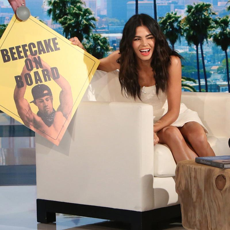 Jenna Dewan Tatum Has the Perfect Reaction to Seeing Her Daughter's Magic Mike Moves