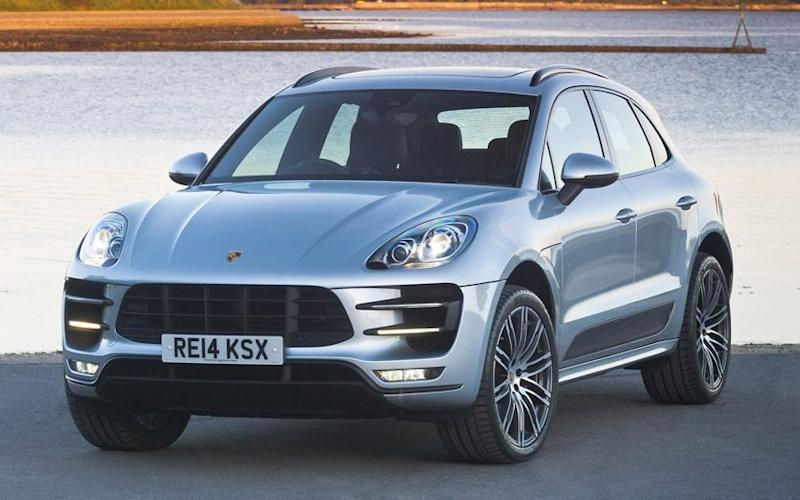 Is it worth replacing a written-off Porsche Macan diesel with a petrol version?