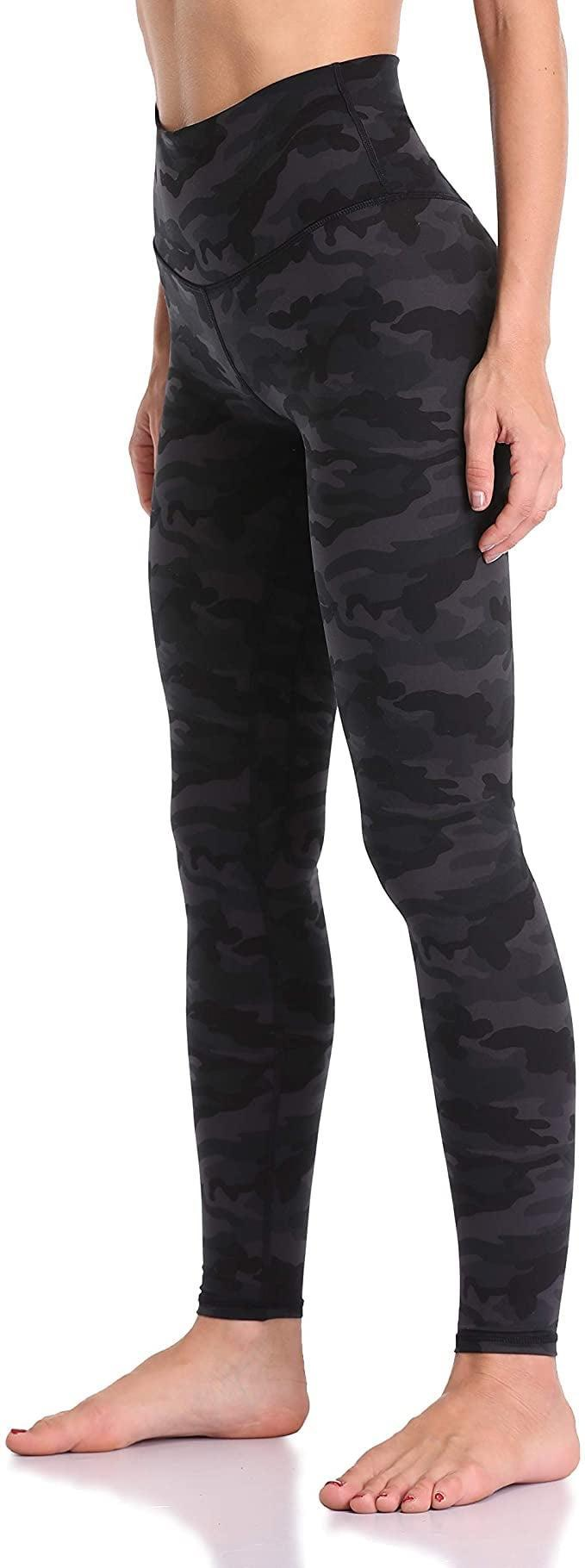 <p>We love the camouflage on these <span>Colorfulkoala High Waisted Pattern Leggings</span> ($30).</p>
