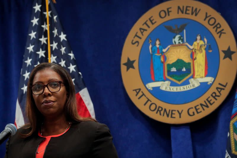 New York attorney general files lawsuit to protect U.S. Postal Service