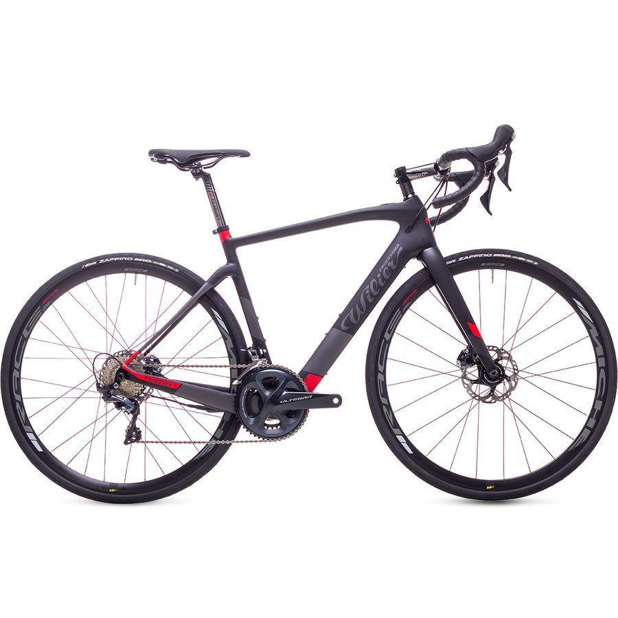 """<p><strong>Wilier</strong></p><p>competitivecyclist.com</p><p><strong>$5129.95</strong></p><p><a href=""""https://go.redirectingat.com?id=74968X1596630&url=https%3A%2F%2Fwww.competitivecyclist.com%2Fwilier-cento1hy-ultegra-e-bike-wly002e&sref=https%3A%2F%2Fwww.bicycling.com%2Fbikes-gear%2Fg36887934%2F4th-of-july-sales-on-cycling-gear%2F"""" rel=""""nofollow noopener"""" target=""""_blank"""" data-ylk=""""slk:Shop Now"""" class=""""link rapid-noclick-resp"""">Shop Now</a></p><p>Save 10% on this e-bike from Wilier. At just over 26 pounds, it's one of the lightest e-bikes on the market.</p>"""