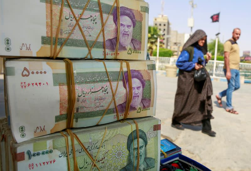 Iran central bank chief vows to fight speculation against currency