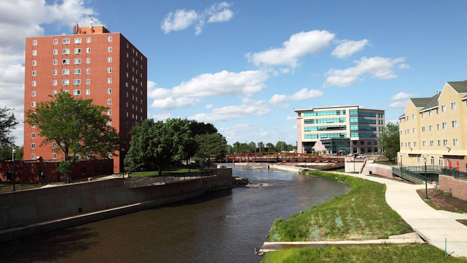 Sioux Falls is the largest city in the U.