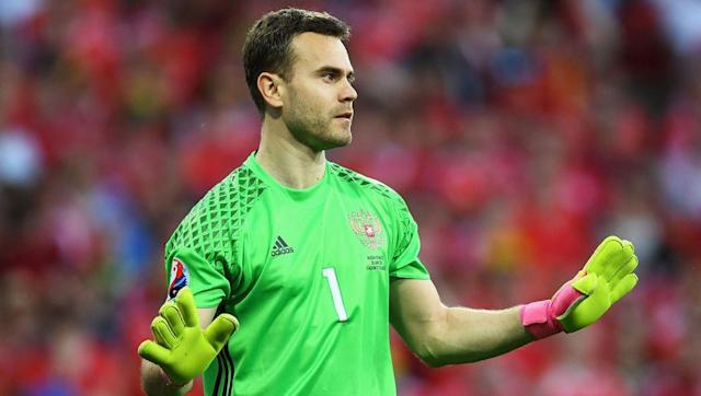 <p><strong>Alternative option: Andriy Pyatov (Ukraine)</strong></p> <br><p>The modern day Lev Yashin, Akinfeev gained notoriety recently for an abysmal run of failing to keep clean sheets in the Champions League, yet the long-serving CSKA Moscow captain has broken countless records in Russia for preventing teams scoring and is closing in on a century of caps for the national team. </p>
