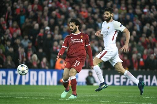 2 men from Rome arrested after attacking Liverpool fan