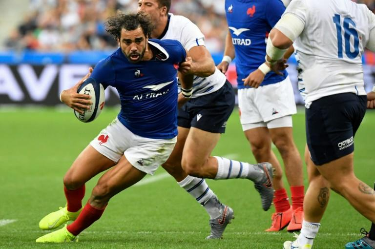 Experienced winger Yoann Huget says France now have the structures in place to succeed at the World Cup