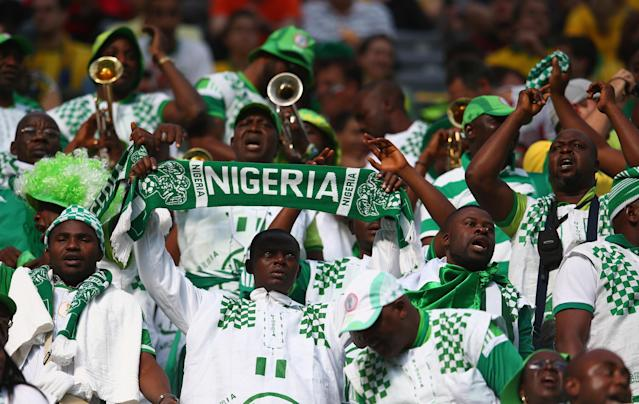 Head of Nigerian supporters group blasts FIFA after their instruments were banned against Iran