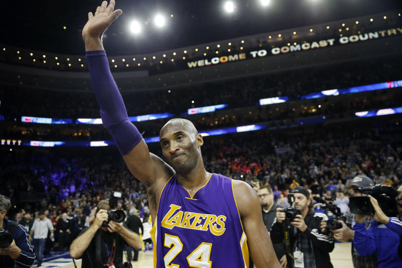 Kobe Bryant pursued storytelling as a second act and won an Oscar