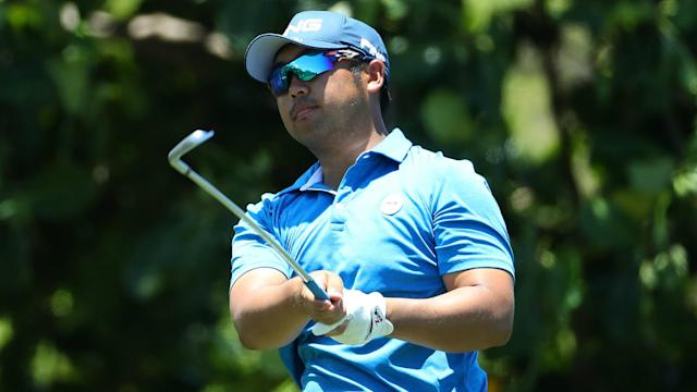 Another fine display from Kurt Kitayama saw the American claim the Mauritius Open lead after two rounds.
