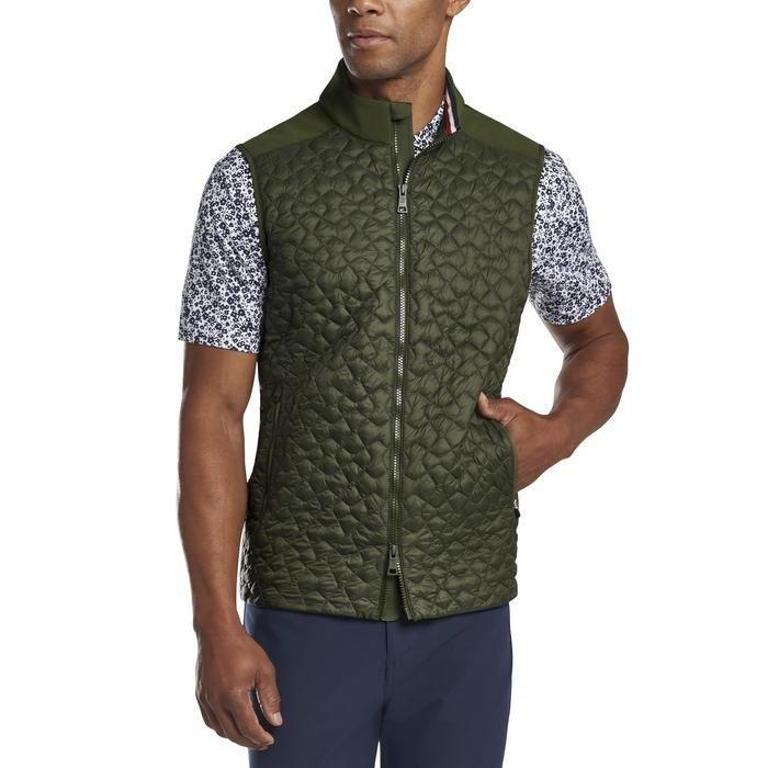 "<p><strong>4.1 VEST</strong></p><p>gfore.com</p><p><strong>$195.00</strong></p><p><a href=""https://go.redirectingat.com?id=74968X1596630&url=https%3A%2F%2Fwww.gfore.com%2Fcollections%2Ffavourites%2Fproducts%2F4-1-vest-g4ms21o07&sref=https%3A%2F%2Fwww.esquire.com%2Fstyle%2Fmens-fashion%2Fg36197949%2Fbest-golf-clothing-brands%2F"" rel=""nofollow noopener"" target=""_blank"" data-ylk=""slk:Shop Now"" class=""link rapid-noclick-resp"">Shop Now</a></p><p>When it's chilly, but not quarter-zip chilly, a windproof vest will come in handy. This one from G/FORE adds attitude, as the brand tends to do. </p>"