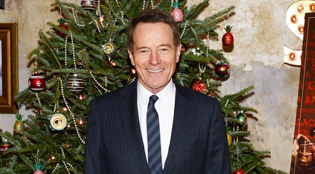 Malcolm In The Middle Christmas.Bryan Cranston Hints That A Malcolm In The Middle Movie