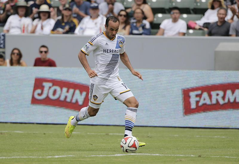Donovan to play final match for US team in Oct