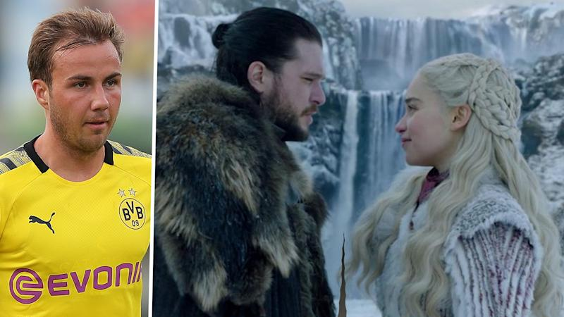 Game of Thrones: Mario Gotze weighs in on controversial final season
